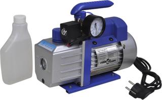 vidaXL enkelttrins vakuumpumpe med trykmåler 71 l/min