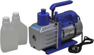 vidaXL vakuumpumpe enkelttrin 100 l/min