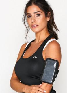 Nike Lean Arm Band Svart/Sølv