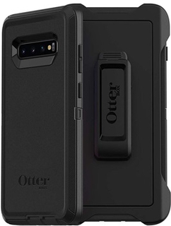 OtterBox Defender Series Samsung Galaxy S10+ Cover - Sort