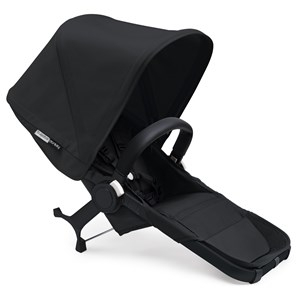 Bugaboo Bugaboo Donkey² Duo Extension Set Komplett Svart/Svart Duo Extension Set Black/Black