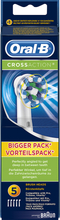 CrossAction, 5-Pack Oral-B Hammasharjat