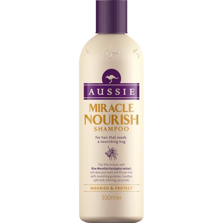 Miracle Nourish Shampoo Aussie Shampoo