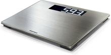 Soehnle badevægt Style Sense Safe 300 180 kg sølvfarvet 63867