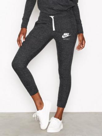 Bukser - Svart Nike NSW Gym Vintage Pant