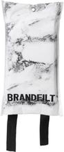 Brandfilt 120x120 Marmormönster