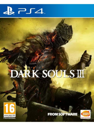 Dark Souls III - PS4 - Sony PlayStation 4 - RPG