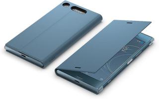 Ægte officielle Sony SCSG50 stil dække stå tilfældet for Sony Xperi...