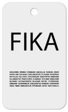 Skärbräda FIKA 34x20cm