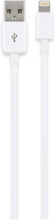 Lightning Cable White - 2m