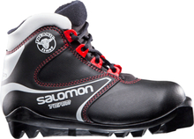 Salomon Shoe Team Jr Maastohiihtomonot BLACK