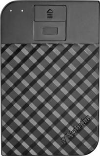 Verbatim Store n Go Fingerprint Secure Ekstern harddisk 6,35 cm (2,5) 2 TB Sort USB 3.1 (Gen 1)
