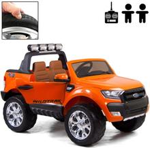 Rull Elbil - Ford Ranger Fyrhjulsdrift - Orange Deluxe