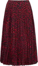 Plisserad kjol från Uta Raasch mångfärgad