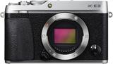 Fujifilm X-E3 Silver, Fujifilm