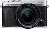 Fujifilm X-E3 + 18-55/2,8-4,0 Silver, Fujifilm