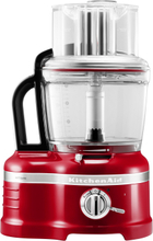 KitchenAid - Artisan Foodprosessor Rød