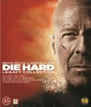 Die Hard - Legacy Collection (Blu-ray)