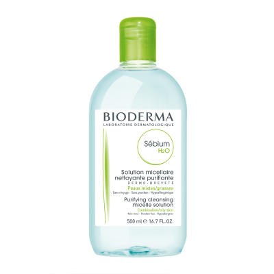 Bioderma Sebium H2O Purifying Cleansing Micelle Solution 500 ml
