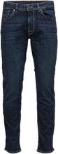 Shnstraight-Scott 1003 D.Blu St Jns Noos Skinny Jeans Blå SELECTED HOMME