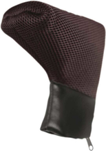 Mesh Putter Headcover-Black-Putter HC