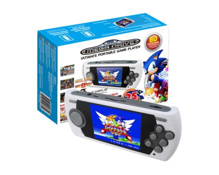 Mega Drive Ultimate Portable (inkl. 80st spel)