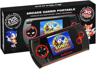 Master System Arcade Gamer Portabel (inkl. 30st spel)