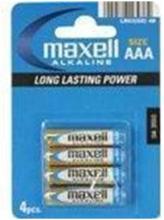 Battery - Alkaline AAA - 4 Pack