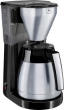 Melitta EasyTop Therm Kaffemaskine Stål