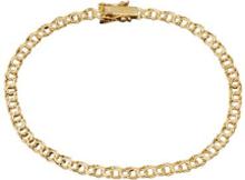 Hedbergs Armband 18k Guld Bismarck 20 cm 4ee84f00a2971