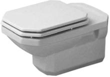 Duravit 1930 Serien vegghengt toalett, hvit