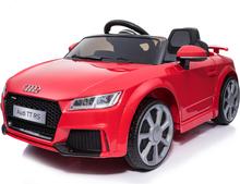 Elbil för barn 12V Audi TT RS - 2x25W