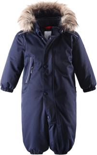Reimatec gotland navy blå perfekt vinteroverall