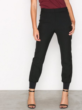 Bukser - Black By Malene Birger Ieta Pants