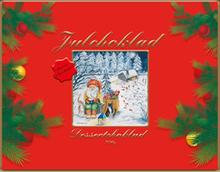 Julchoklad Merry Christmas 750 gr