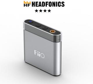 FiiO A1 Mini Portabel Hörlursförstärkare