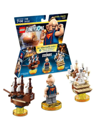 Dimensions Level Pack - Goonies - Proshop