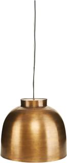 House Doctor loftslampe, Bowl, messing