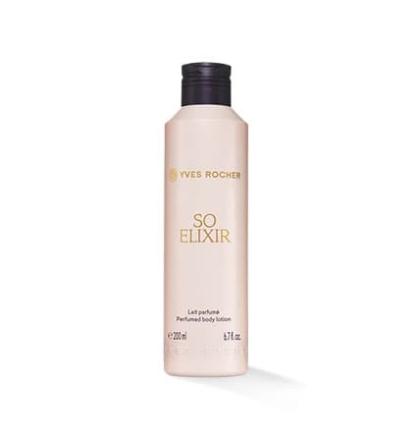 Vartaloemulsio - So Elixir Yves Rocher 200 ml