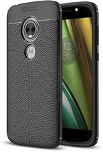 Slim-Fit Premium Motorola Moto E5 Play (US Version) TPU Cover - Sort