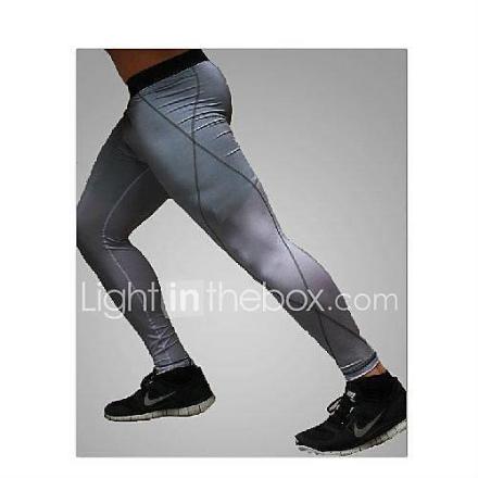 Uusia tyylejä Miesten Sukkahousut Dry Fitness Clothing Training Vaatteet