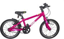 """Frog Bikes 43 - 14"""" Barnesykkel 2016 Rosa, For barn 3-4 år, 6.7 kg"""