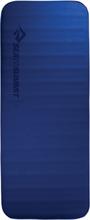 Sea to Summit Comfort Deluxe S.I. Mat Large Wide blue 2020 Liggunderlag