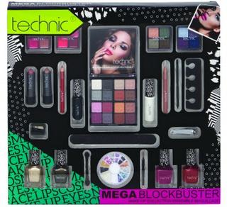 Technic Mega Blockbuster Make-Up Set 26 st