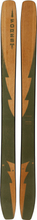 Forest Skis Lotor Asymmetric (105mm) oak 187cm 2017 Skidor