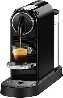 Citiz D112 Kaffemaskin Svart
