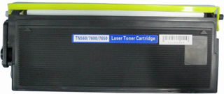 Kompatibel Brother TN560 Lasertoner, Svart, 6700 sidor