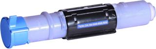 Kompatibel Brother TN200 Lasertoner, Svart, , 2500 sidor