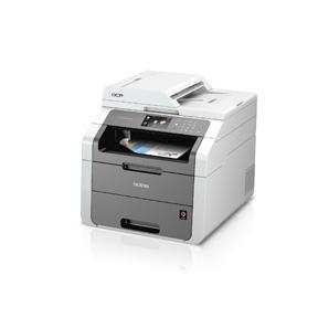 Brother DCP 9020CDW färg LED 3-in-1 Duplex, wireless printer