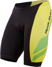 Pearl Izumi Elite InRcool Tri shorts Sort/Gul, Str. S
